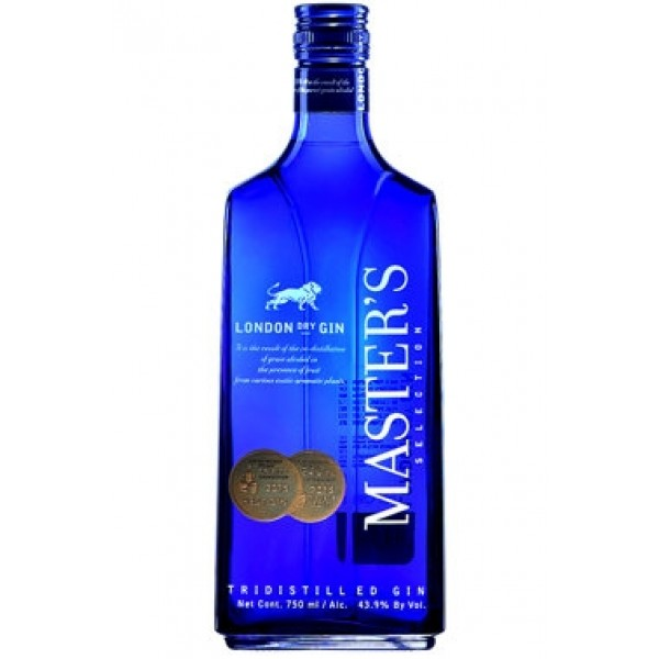 Masters London dry Gin-31