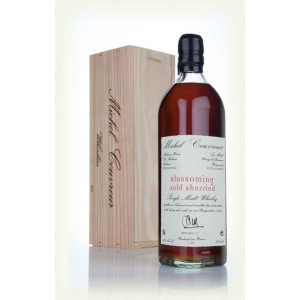 Michel Couvreur Blossoming Auld Sherried Malt Whisky-31