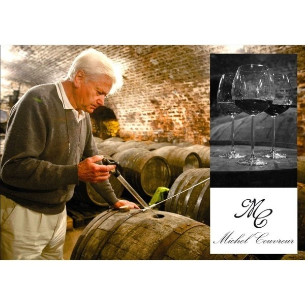 "Michel Couvreur ""Special Vatting"" Peaty malt whisky-31"