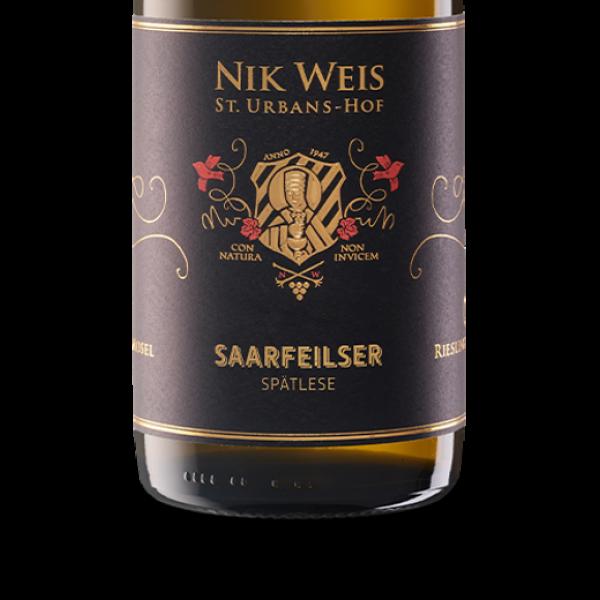Nik Weis St. Urbans-Hof Saarfeilser Riesling Spätlese Mosel-35