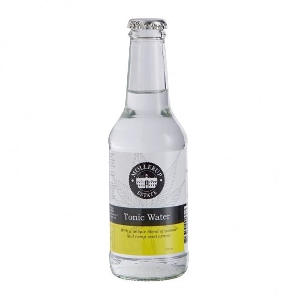 Gin med 3 tonics i flot bæredygtig gavekasse fra Møllerup Gods-31