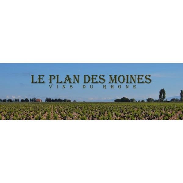 """Le Plans des Moines """"Le Calabrun"""" AOP Gigondas Rhône-31"""