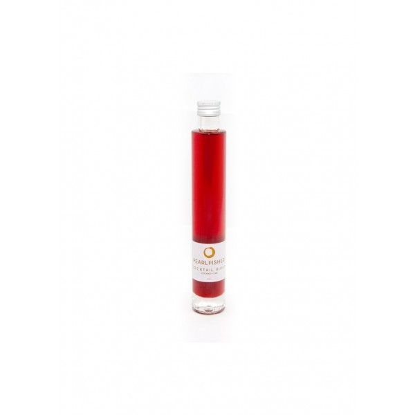 Pearl Fisher Jordbær/lime sirup-31