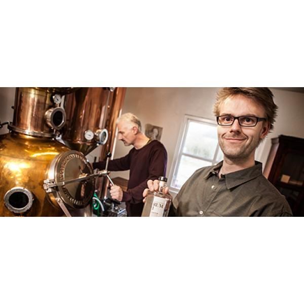 Skotlander Rum V 1st udgaven nummereret og meget sjælden. Leveres i original stofpose-30