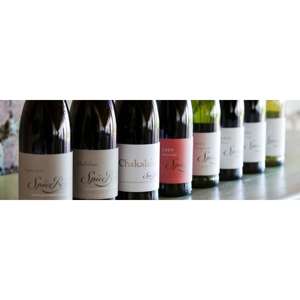 Spice Route Winery, Malabar, Swartland-30