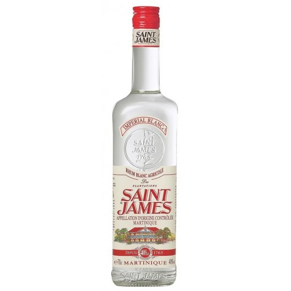 Saint James Imperial Blanc Agricole rum-31