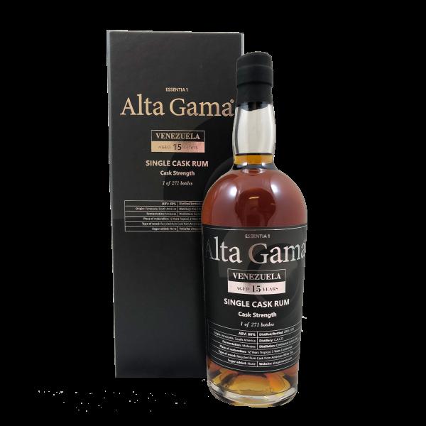 Alta Gama Rum Essentia Venezuela 15 års-31