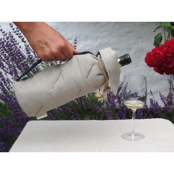 Eksklusiv vinkøler i bæredygtige materialer-31
