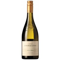 J. Moreau and Fils Blanc Vin de France-20