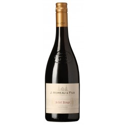 J. Moreau and Fils Rouge Vin de France-20