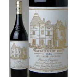 Ch. Haut Brion, Premiér Grand Cru Classé, Pessac-Graves 1998-20