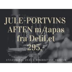 JULESMAGNING D. 17 DECEMBER 2020 MED ELEGANTE PORTVINE OG TAPAS FRA DELILET, LAURBJERG-20