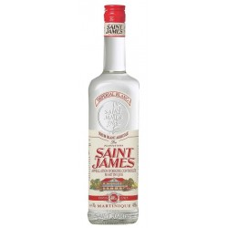Saint James Imperial Blanc Agricole rum-20