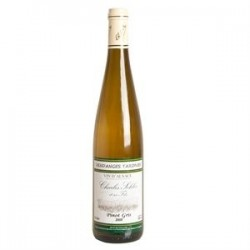 Pinot Gris 2014 Alsace Rittersberg Frey Sohler-20