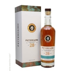 Fettercairn 28 y old - (in both presentation box and open wooden box)