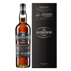 Glengoyne, 21 Years, Highland Single Malt