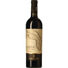 La Carta Riserva - Vini Candido - Salice Salentino DOC - Puglia