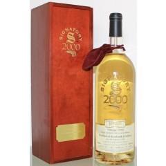 Rosebank Distillery - Signatory Millennium edition 2000 - magnum btl.