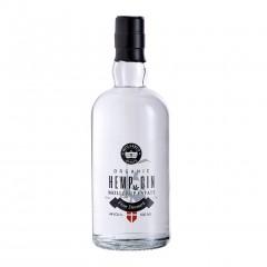 Økologisk hamp gin fra Møllerup gods