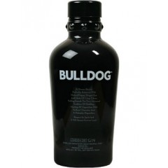 Bulldog London dry Gin - England