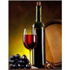 6 forskellige vine på Shiraz druen