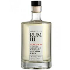 Skotlander white rum III - Havtorn