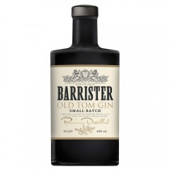 BARRISTER OLD TOM GIN - RUSLAND