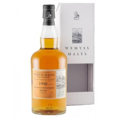 "Wemyss Malts - Single cask release - ""Coconut Raspberry Snowball"" - Bladnoch 1990"