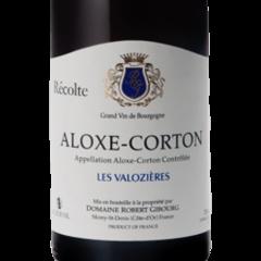 "Dom. Robert Gibourg - ""Les Valoziéres"" - Aloxe-Corton"