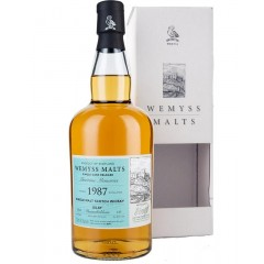 "Wemyss Malts - Single cask release - ""Maritime Memories"" - Bunnahabhain, Islay 1987"