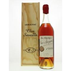 Eric Artiguelongue - Clos des Saveurs, Armagnac 1989 - i original trækasse