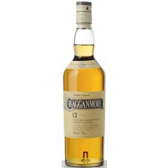 Cragganmore Single Malt 12 år