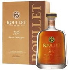 ROULLET COGNAC GRANDE CHAMPAGNE XO GOLD