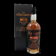 Alta Gama Rum - Essentia - El Salvador 11 års