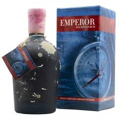 """EMPEROR """"DEEP BLUE"""" - PALO CORTADO SHERRY FINISH RUM"""