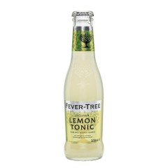 Fever-Tree - Lemon/Tonic water