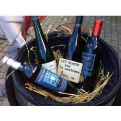 De bedste vine til kenderen - kurv