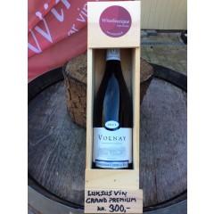 trækasse m/ 1 fl. vin - Grand Premium