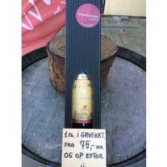 1 fl. vin i pæn gavekarton - Premium Køb
