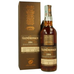 GLENDRONACH SINGLE CASK 1994 21 YEARS OLD - Silver Seal