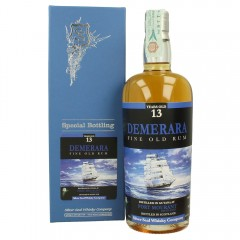 SILVER SEAL DEMERARA 13 YEARS OLD PORT MOURANT 2003 - GUYANA