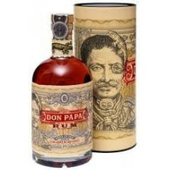 DON PAPA SMALL BATCH RUM - FILIPPINERNE