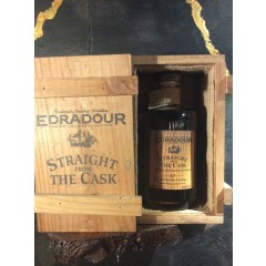 "Endradour - ""Straight from the Cask"" - 1993 10 y - sherry butt"