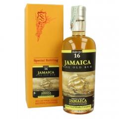 SILVER SEAL JAMAICA 2000 LONG POND DISTILLERY 16 YEARS OLD RUM