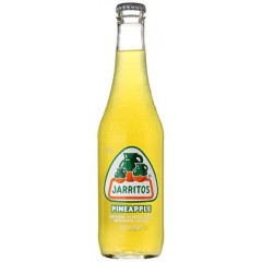 Jarritos - Ananas m/kulsyre - Mexico