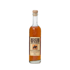 High West - Utah - Rendezvous Rye Whisky