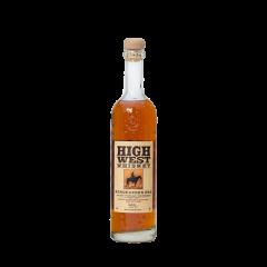 High West - Utah - Rendezvous Rye Whisky
