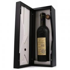 Lheraud Cognac Petite Champagne 1969 - I gl. flaske m/certifikat og org. kasse