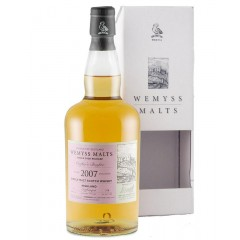 "Wemyss Malts - Single cask release ""Crofter's bonfire 2007"" - Loch Lomond dist."