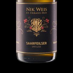 Nik Weis - St. Urbans-Hof - Saarfeilser - Riesling Spätlese - Mosel